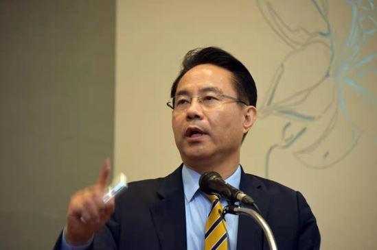 """""""中美贸易纷争给韩中经济关系带来的影响和探索应对方案""""主题论坛在韩国首尔举行"""