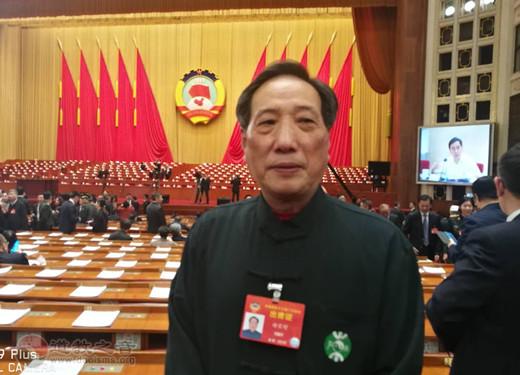 谢荣增道长:关注与促进新华人华侨回国创业