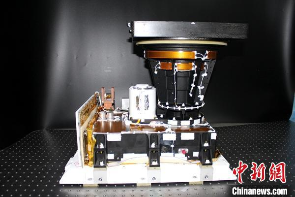 """""""合肥造""""四台大气监测荷载随卫星进入预定轨道"""